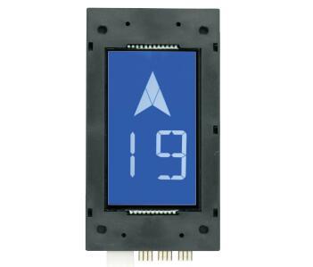 轿外液晶FLCD01